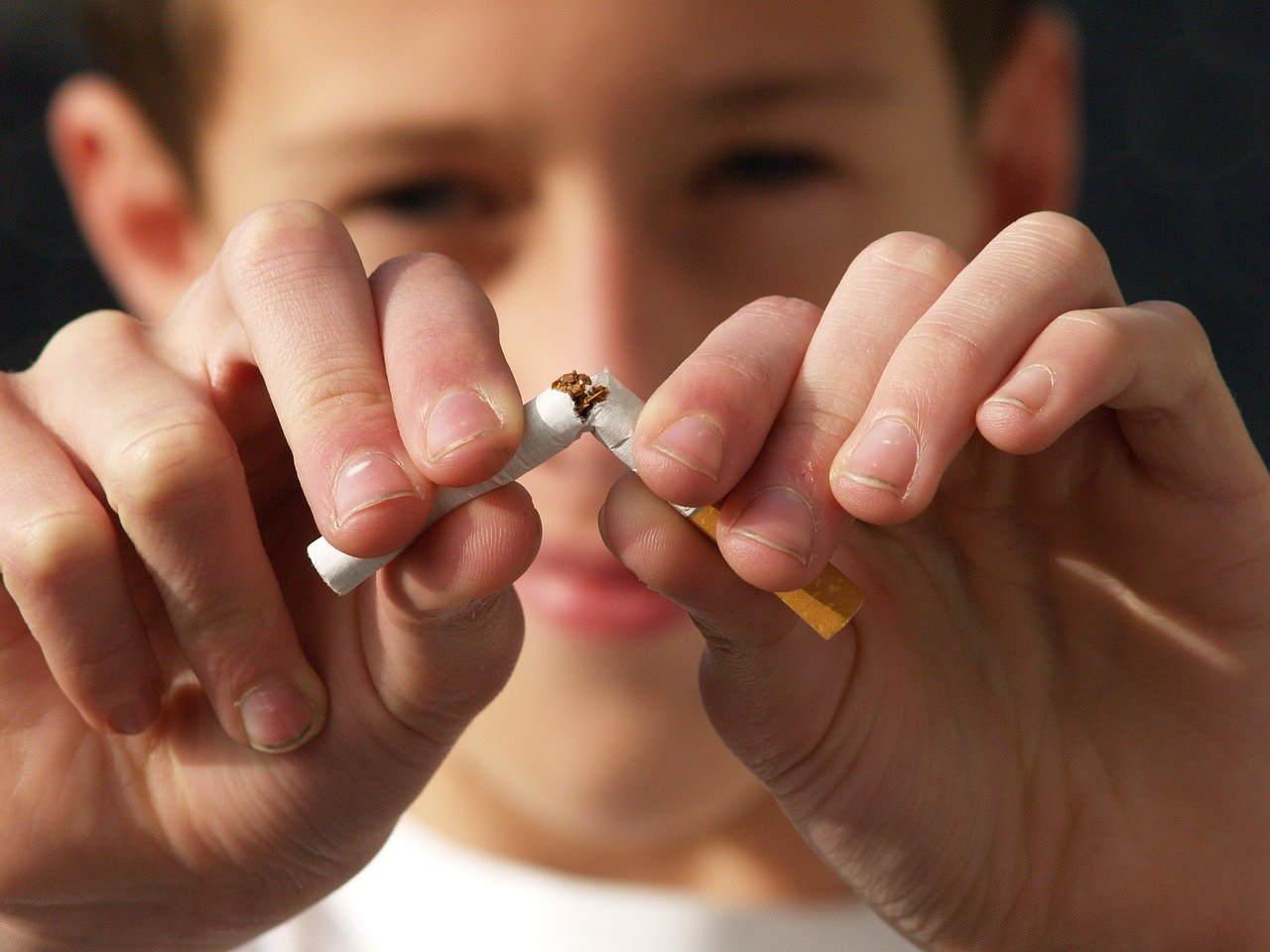 たばこ辞めた理由