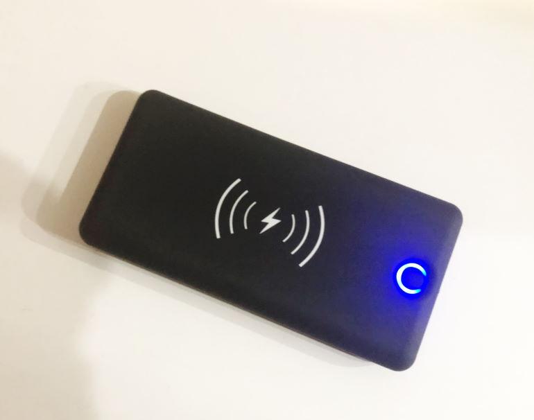 Anmiyo ワイヤレスモバイルバッテリー 大容量 20000mAh!Qi対応