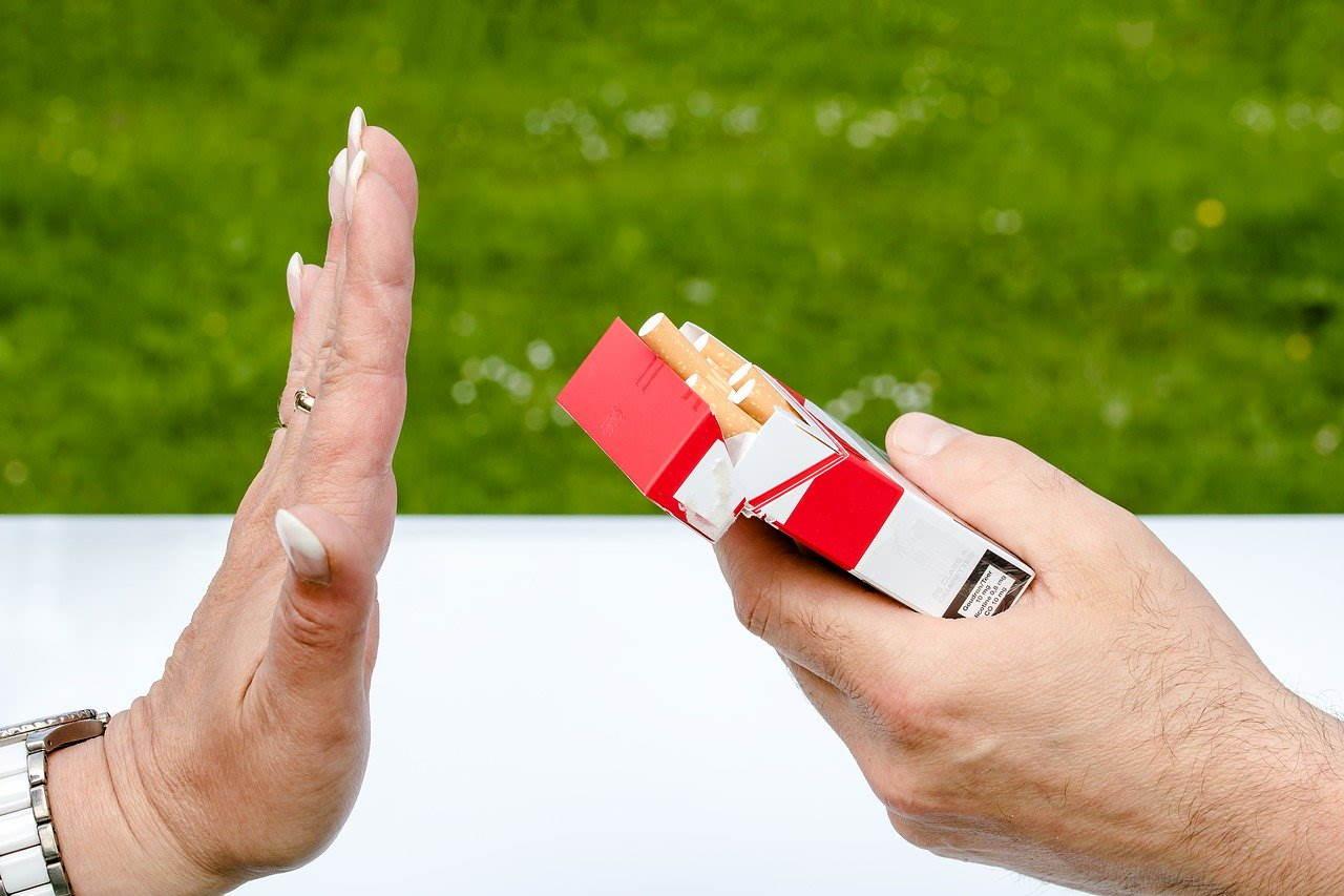 全国喫煙率