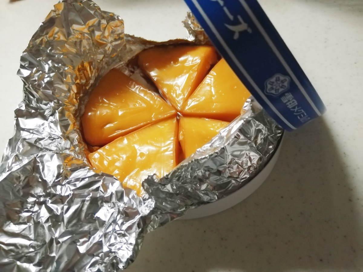 6Pチーズの燻製